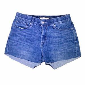Levi's Vintage 525 Perfect Waist Cut Off Shorts